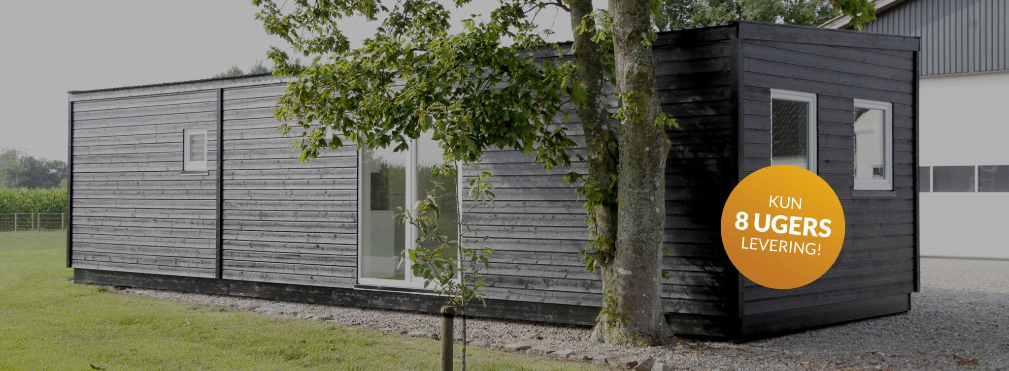 mobile og fleksible pavilloner