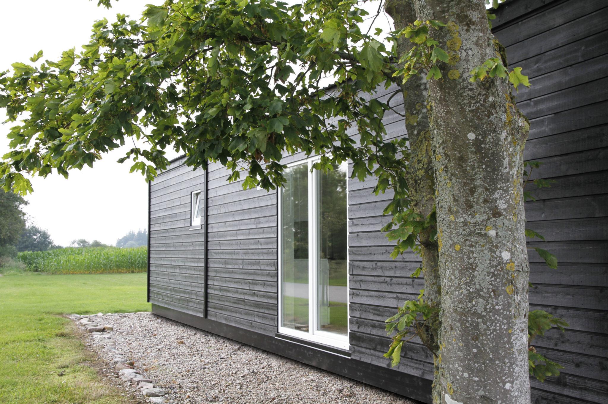 Beboelsespavillon | Fabriksfærdige pavilloner i træ | Se her