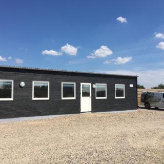 Kontor pavillon / facade