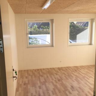 Kontor pavillon / kontorlokale